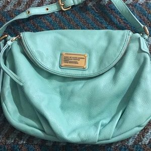 Turquoise Marc By Marc Jacobs Shoulder Bag